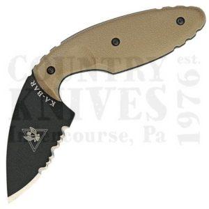 Ka-Bar1477CBTDI Law Enforcement – Coyote Brown