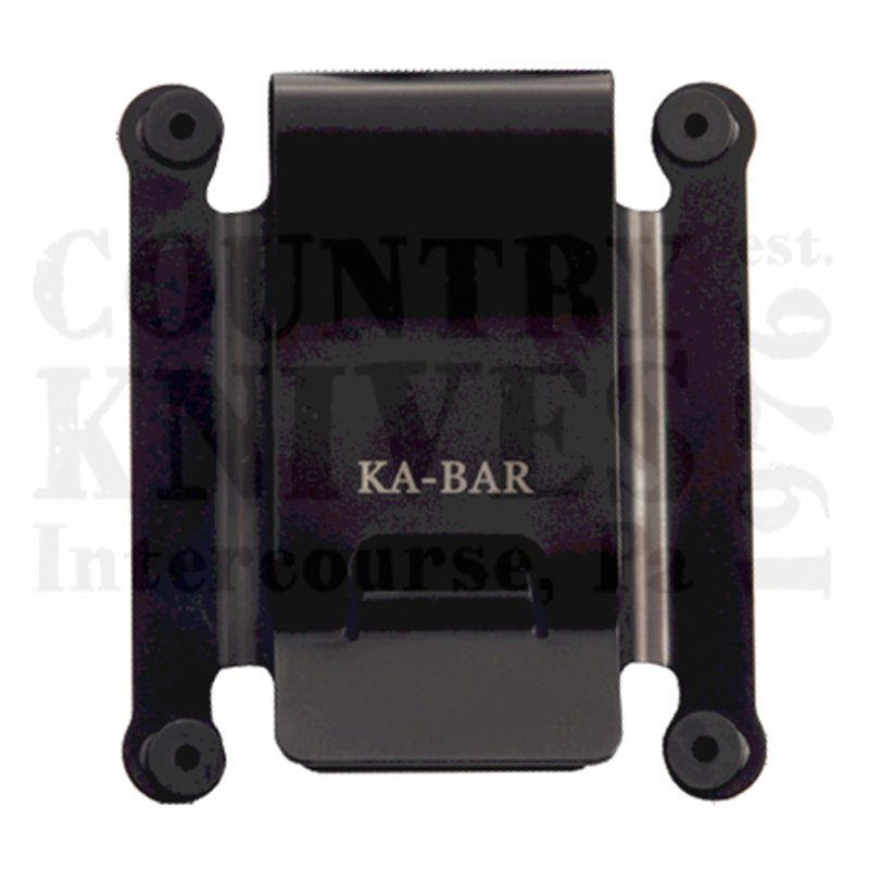 Buy Ka-Bar  KB1480CLIP TDI Reversible Metal Belt Clip - Optional Accessory at Country Knives.