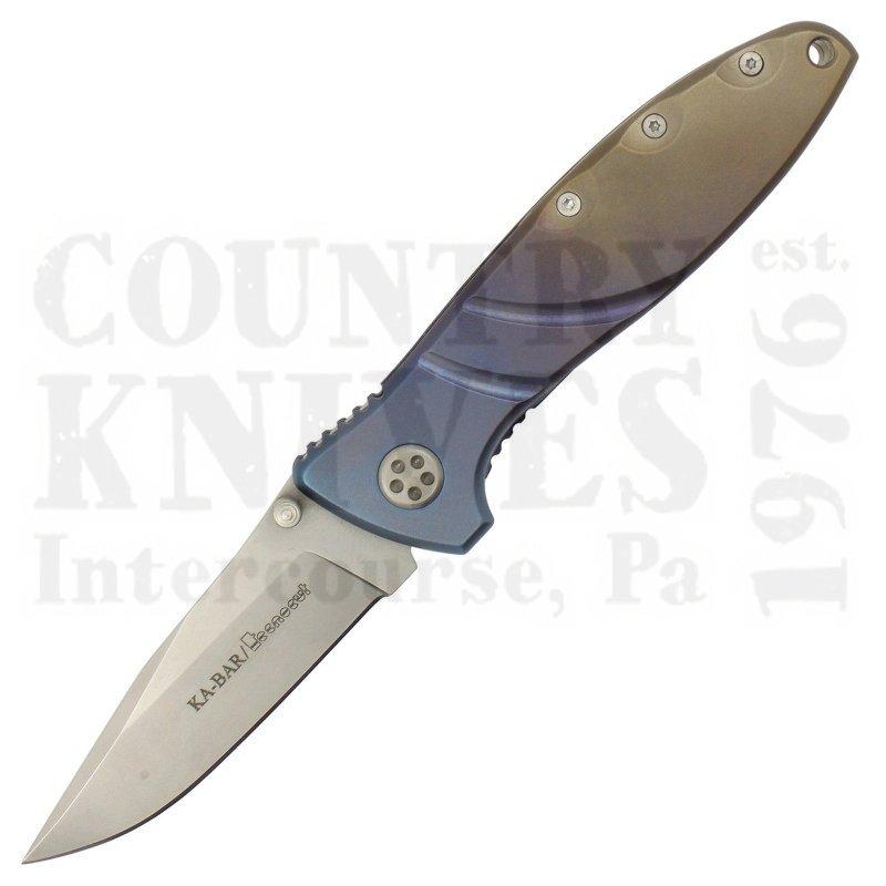 Buy Ka-Bar  KB1477CB TDI Law Enforcement - Coyote Brown at Country Knives.