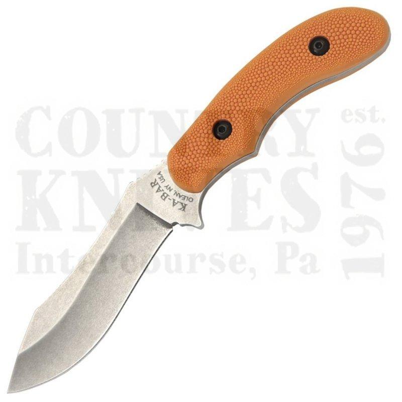 Buy Ka-Bar  KB5602 Gamestalker - Orange FRN at Country Knives.