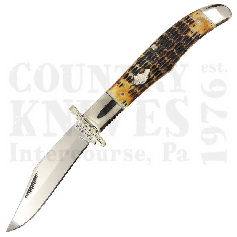 Buy Ka-Bar  KB6110 Swing Guard - Dog's Head at Country Knives.