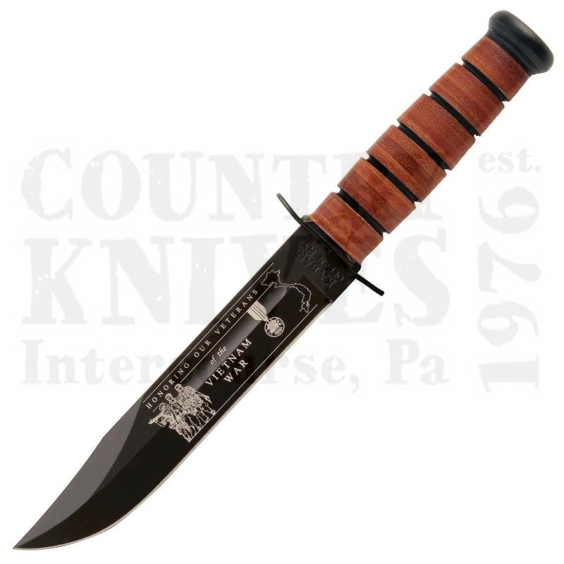 Buy Ka-Bar  KB9141 Vietnam Commemorative - US NAVY at Country Knives.