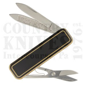 Buy Victorinox Swiss Army 0.6210.83 Classic De Luxe - Black Cloisonné at Country Knives.
