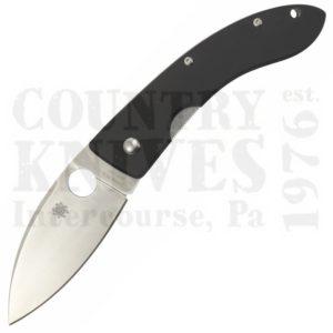 Buy Spyderco  C65BKP Chinese Folder - Black Almite / ZDP-189 at Country Knives.