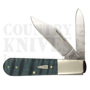 Buy Case  CA23362 Seahorse Whittler - Turquoise Curly Maple at Country Knives.