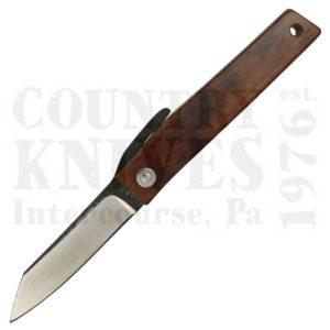 Buy Ohta  FK7P Friction Folder - 7cm / D2 / Desert Ironwood at Country Knives.