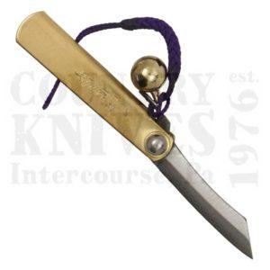 Buy Nagao Higonokami  HIGO02 Higonokami - Laminated SK5 with Bell at Country Knives.