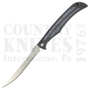 Buy Havalon  HV127Z Baracuta-Z Pro Fillet Knife - Black / Grey at Country Knives.