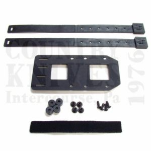 Buy Spyderco  MOL1 MOLLE Adapter Plate - Kydex at Country Knives.