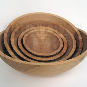 "Granville0902W9"" Chopping Bowl – Black Walnut"