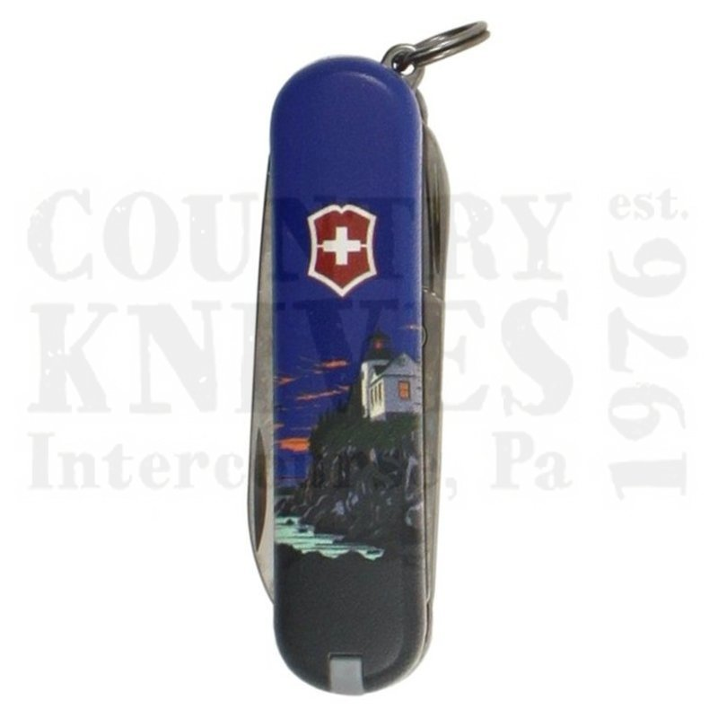 Buy Victorinox Swiss Army 55480 Classic SD - Acadia National Park at Country Knives.