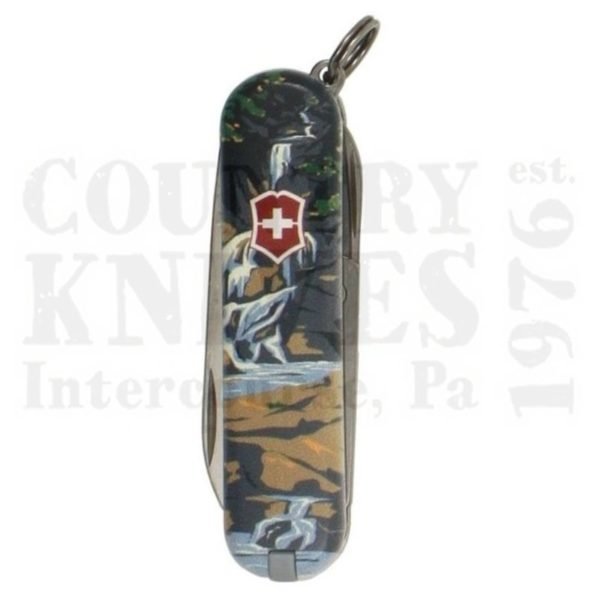 Buy Victorinox Swiss Army 55484 Classic SD - Shenandoah National Park at Country Knives.