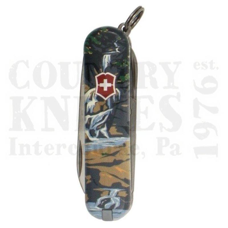 Buy Victorinox Swiss Army 55484 Classic SD - Shenandoah National Park at Country Knives.