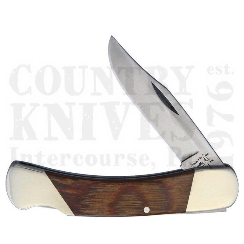 Buy Bear & Son  BC205 Midsize Lockback - Heritage Walnut at Country Knives.