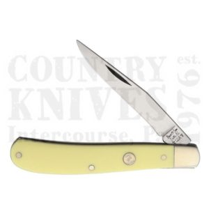 Bear & SonC3148Slim Trapper – Yellow Delrin