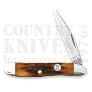 Buy Bear & Son  BCRSB19 Peanut - Red Stag Bone at Country Knives.