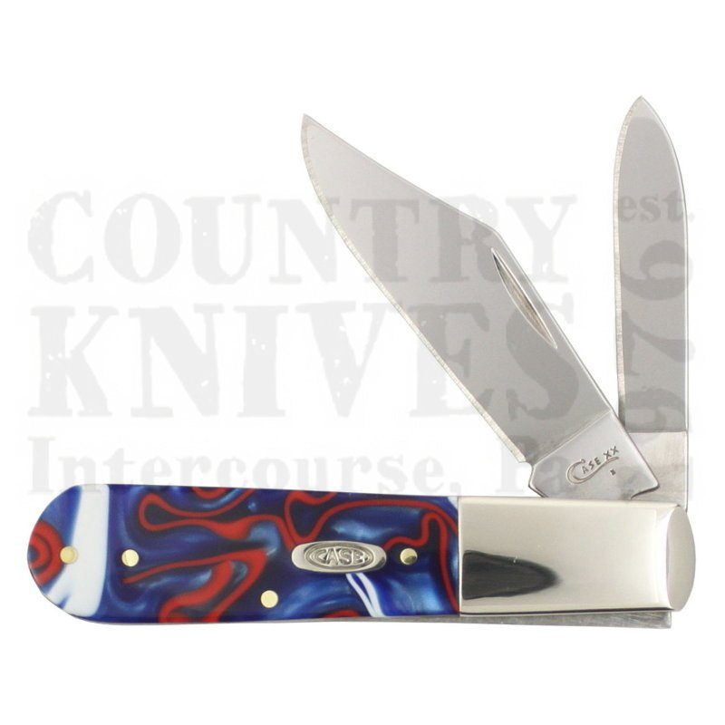 Buy Case  CA11217 Barlow - Patriotic Kirinite at Country Knives.