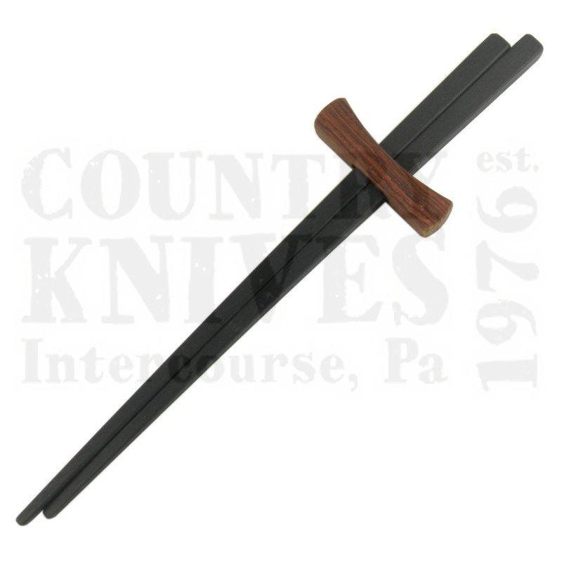 Buy Davin & Kesler  DKCSE Chopsticks - Ebony with Cocobolo Rest at Country Knives.