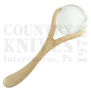 Buy Davin & Kesler  DKMGM Magnifying Glass - Birds Eye Maple at Country Knives.