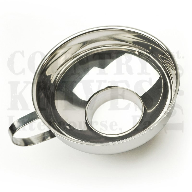 Buy RSVP  ECF Canning Funnel - 18/8 Stainless at Country Knives.