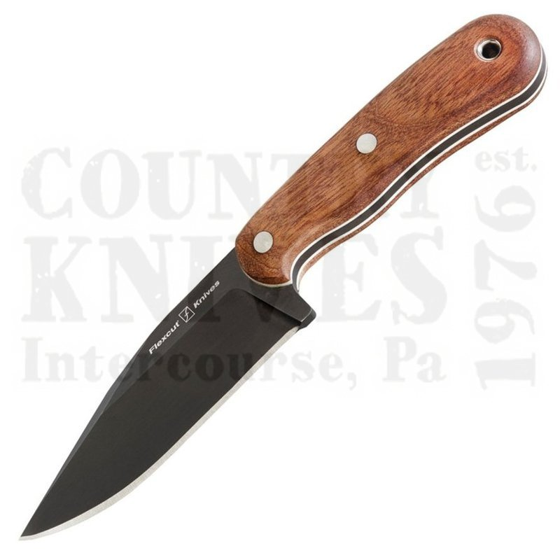 Buy Flexcut  FB4C Seeker - Stabilized Sapele at Country Knives.
