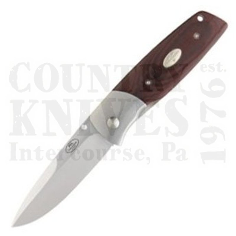 Buy Fällkniven  FKP1XLMM Folding - SGPS / Maroon Micarta at Country Knives.