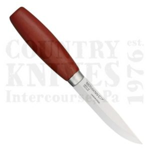 Buy Frosts Mora  FM0001 Classic No.1 - Red Oochre Birch at Country Knives.