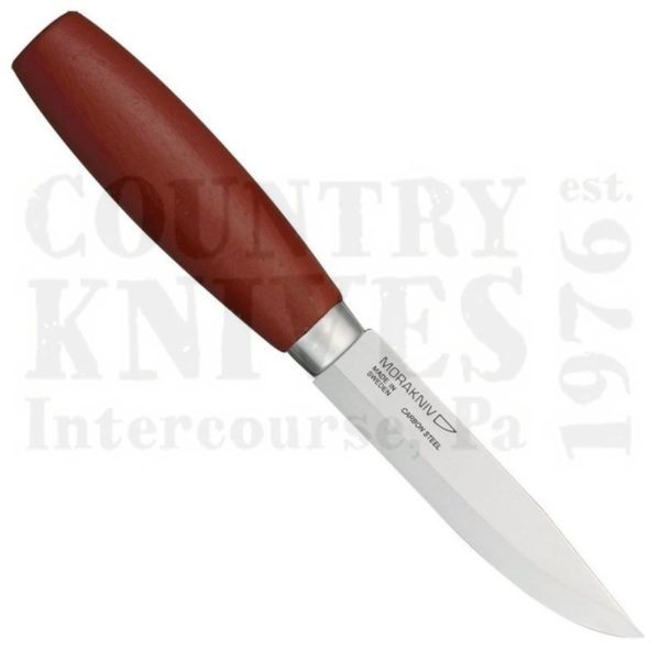 Buy Frosts Mora  FM0002 Classic No.2 - Red Oochre Birch at Country Knives.