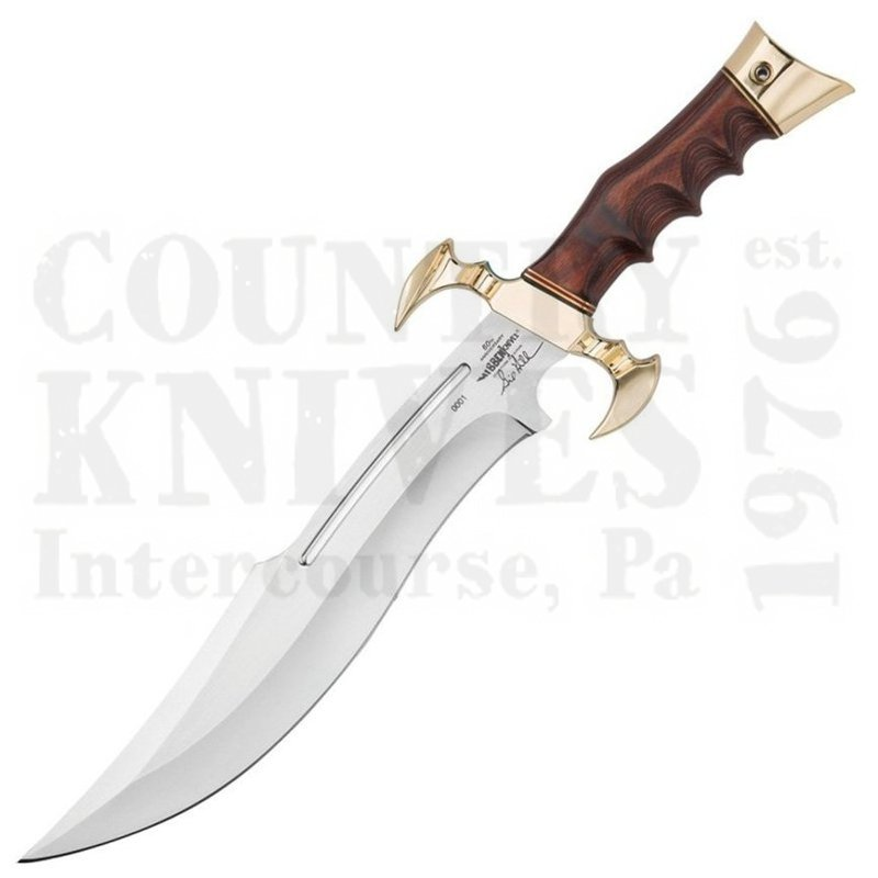 Buy Gil Hibben  GH5052 60th Anniversary - with Display Plaque at Country Knives.