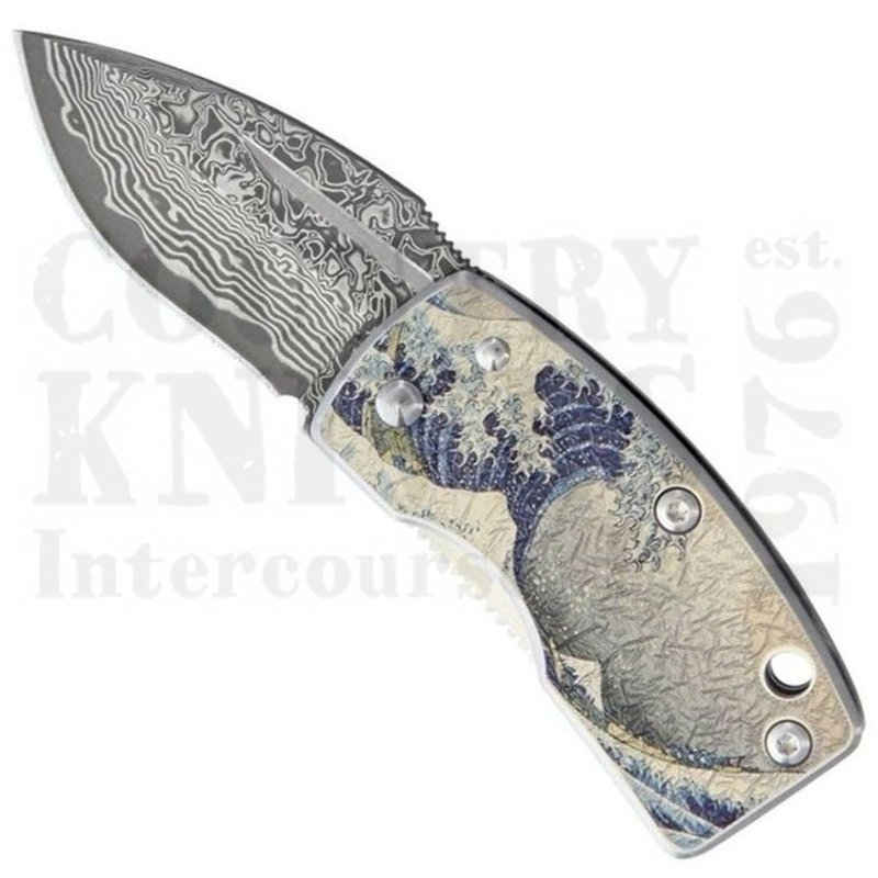 Buy G. Sakai  GS11606 UKIMON - Blue Wave at Country Knives.