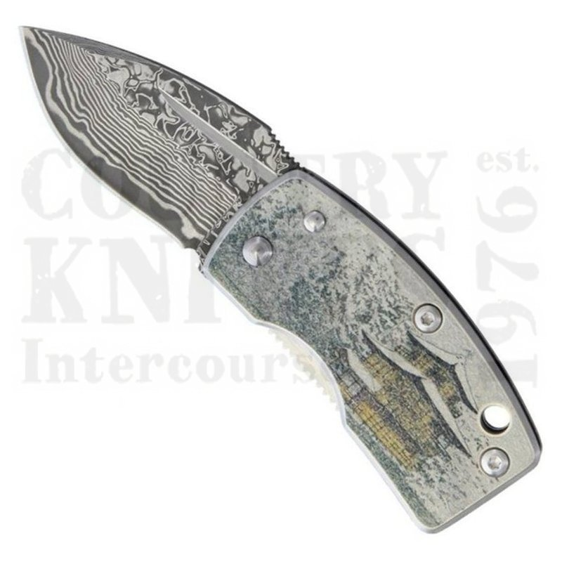 Buy G. Sakai  GS11608 UKIMON - Temple of the Golden Pavilion at Country Knives.