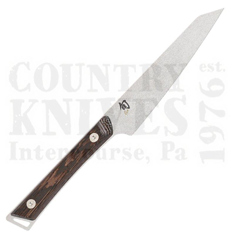 Buy Kai  KSWT0711 Steak Knife - Shun Kanso at Country Knives.