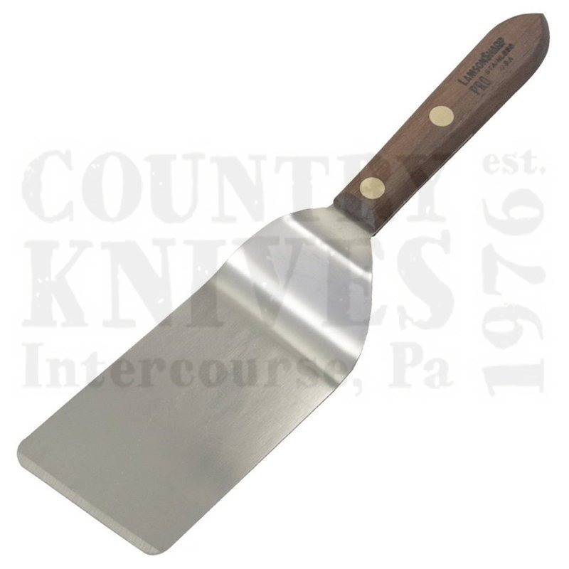 "Buy Lamson  L-33940 2½"" x 4"" Easy-Entry Turner - Walnut at Country Knives."
