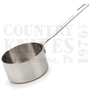 Buy RSVP  MEA-150 Measuring Pan - 1½ Cup - 18/8 Stainless at Country Knives.