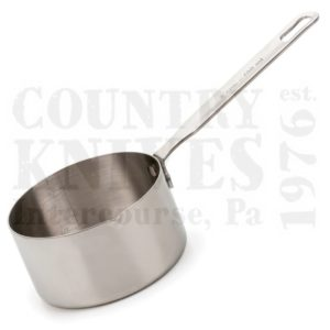 Buy RSVP  MEA-200 Measuring Pan - 2 Cup - 18/8 Stainless at Country Knives.