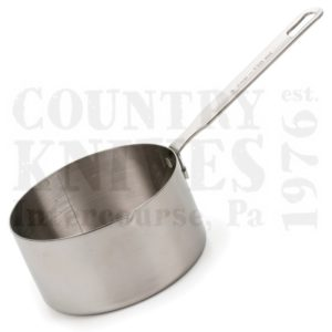 Buy RSVP  MEA-300 Measuring Pan - 3 Cup - 18/8 Stainless at Country Knives.