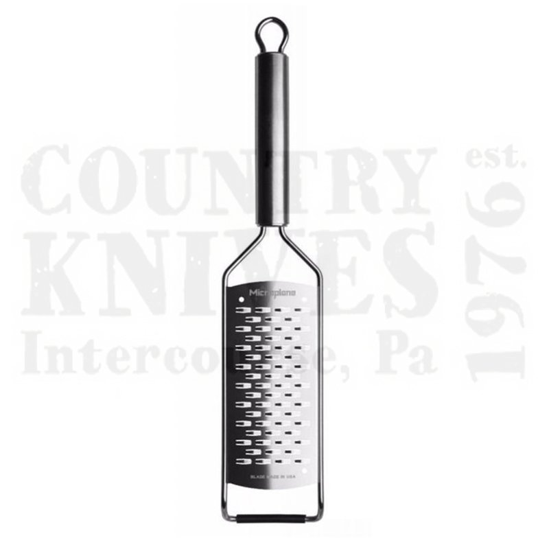Buy Microplane  MPL38002 Medium Ribbon Grater - 18/8 Stainless Steel at Country Knives.