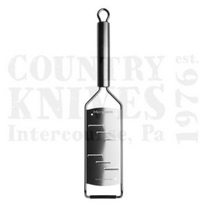Buy Microplane  MPL38006 Large Shaver - 18/8 Stainless Steel at Country Knives.
