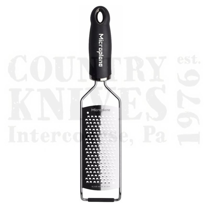 Buy Microplane  MPL45000 Coarse Grater - Soft Touch Handle at Country Knives.