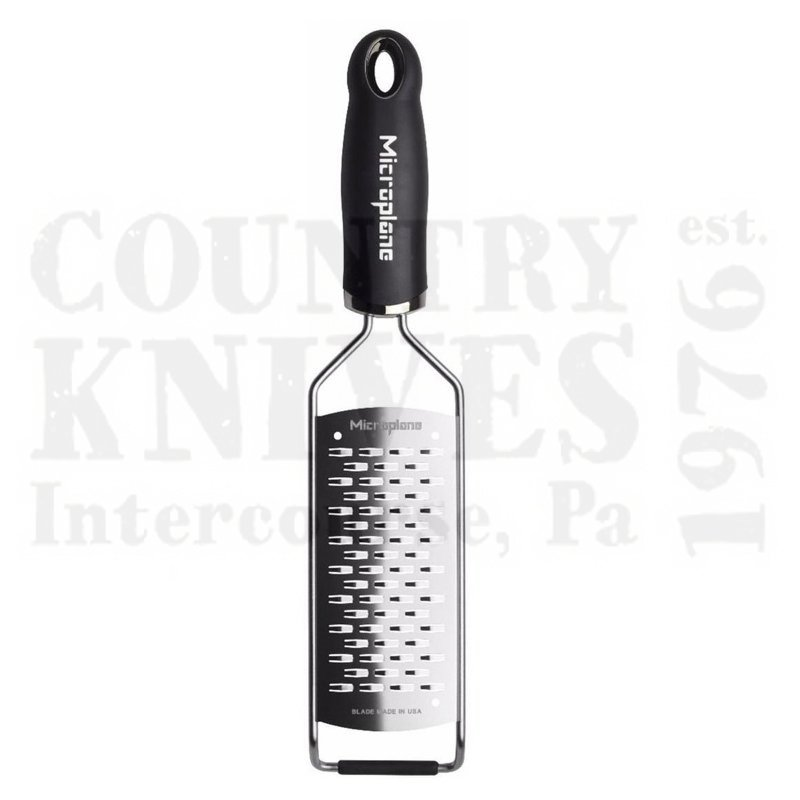 Buy Microplane  MPL45002 Medium Ribbon Grater - Soft Touch Handle at Country Knives.