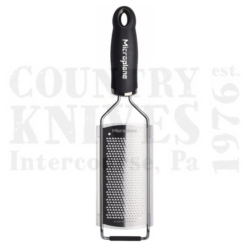 Buy Microplane  MPL45004 Fine/Spice Grater - Soft Touch Handle at Country Knives.