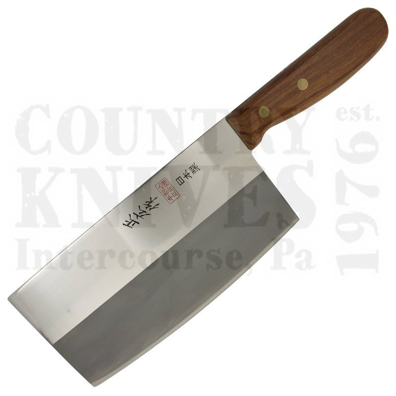 Buy Masahiro  MSH40811 7'' Chinese Chef's Knife / Cleaver - Light / San Mai at Country Knives.