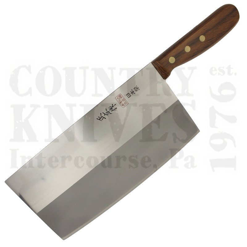 Buy Masahiro  MSH40814 8'' Chinese Chef's Knife / Cleaver - Light / San Mai at Country Knives.