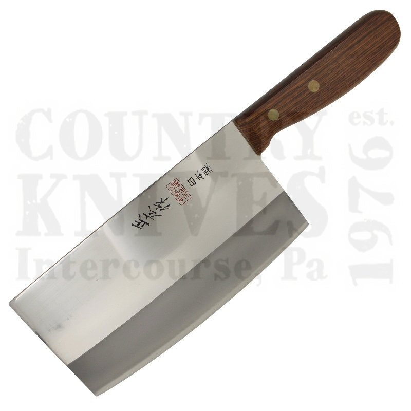 Buy Masahiro  MSH40821 7'' Chinese Chef's Knife / Cleaver - Heavy / San Mai at Country Knives.