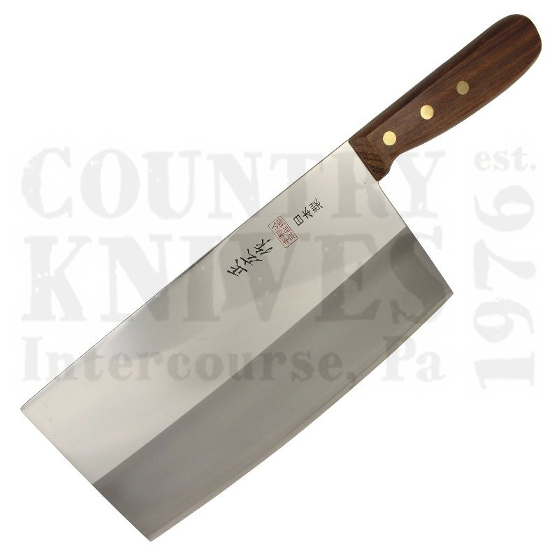 Buy Masahiro  MSH40824 8'' Chinese Chef's Knife / Cleaver - Heavy / San Mai at Country Knives.