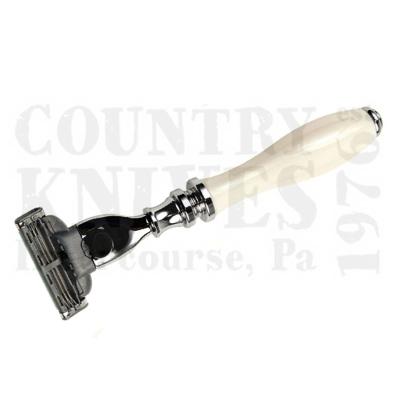 Buy Parker  PR111W-M3 Mach 3 Razor - White Resin at Country Knives.