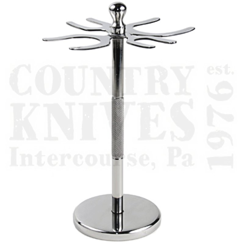 Buy Parker  PR4PDSS Shaving Stand - Four Prong / Stainless at Country Knives.