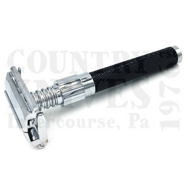 Buy Parker  PR92R TTO Safety Razor - Black Oxide / Super Heavyweight at Country Knives.