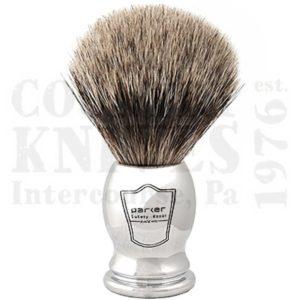 ParkerCHPBShaving Brush – Chrome / Pure Badger