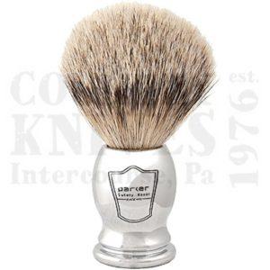 ParkerCHSTShaving Brush – Chrome / Silver Tip